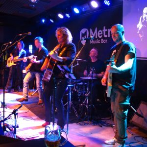 18.11.2017 Brno, Metro – Tribute to Tom Petty